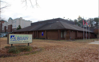 PD Brown Memorial Branch