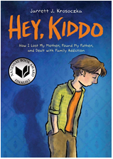 Hey, Kiddo Book Jacket
