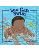 Leo Can Swim Written By Anna McQuinn