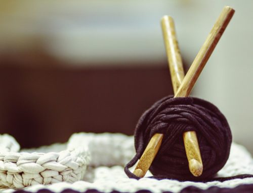 Happy Hour Crochet and Knitting @ Potomac Missing You Craft Update
