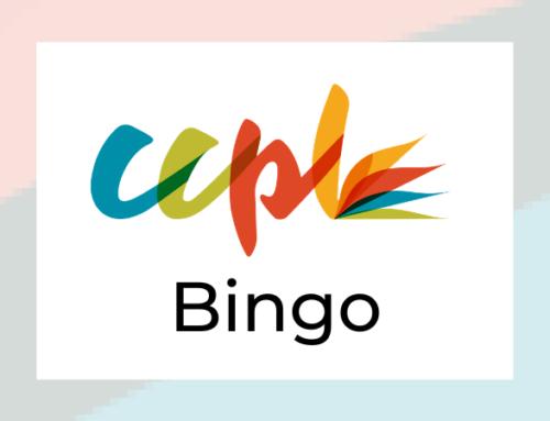 CCPL Bingo