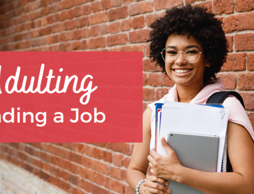Adulting: Finding a Job