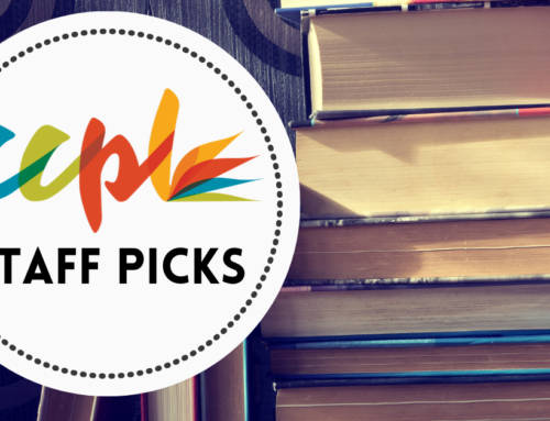 CCPL Staff Picks: Puzzles (E-Books)