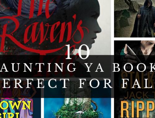 CCPL Staff Picks: Haunting YA Books Perfect for Fall