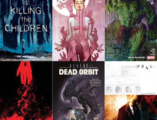 CCPL Staff Picks: 15 Horror Graphic Novels