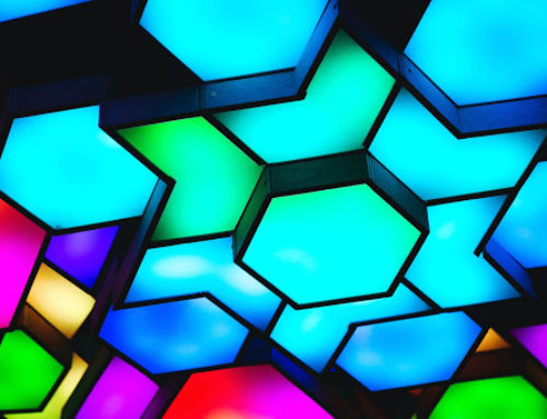 STEM Club: Geometric Shape Art