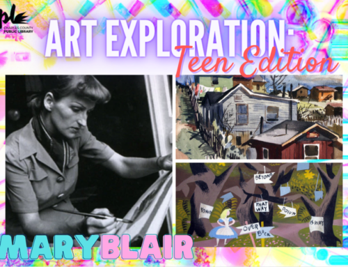 Art Exploration Teen Edition: Mary Blair
