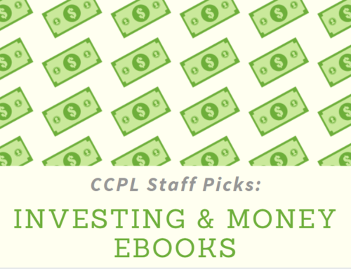 CCPL Staff Picks: Investing & Money eBooks