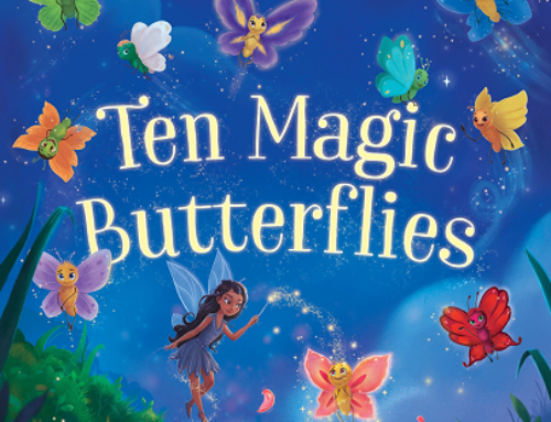 DIY Storytime: Ten Magic Butterflies