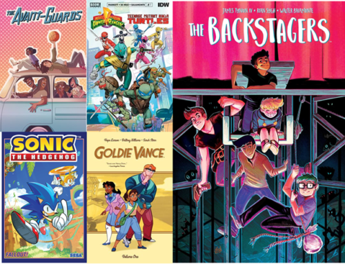 CCPL Staff Picks: Graphic Novels for All Ages