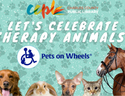 Let's Celebrate Therapy Animals!
