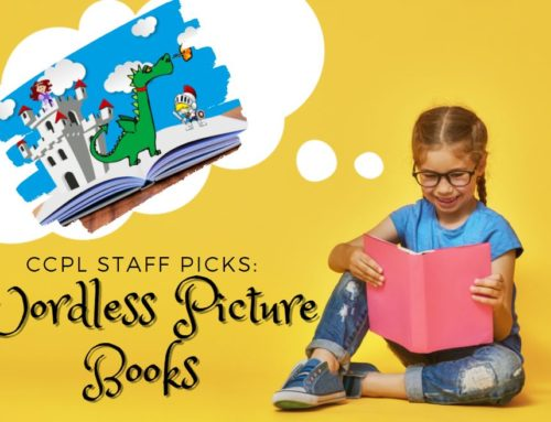 CCPL Staff Picks: Wordless Picture Books