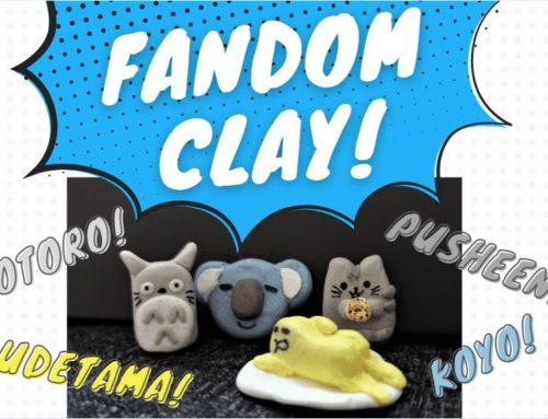 Fandom Clay!