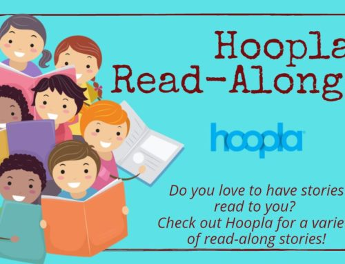 CCPL Staff Picks: Hoopla Read-Alongs