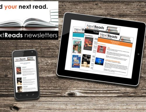NextReads E-Newsletters