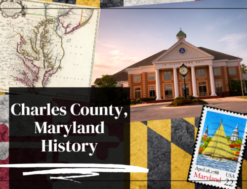 History of Charles County, MD: Where Eagles Soar & History Abounds!