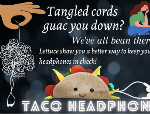 DIY Taco Headphone