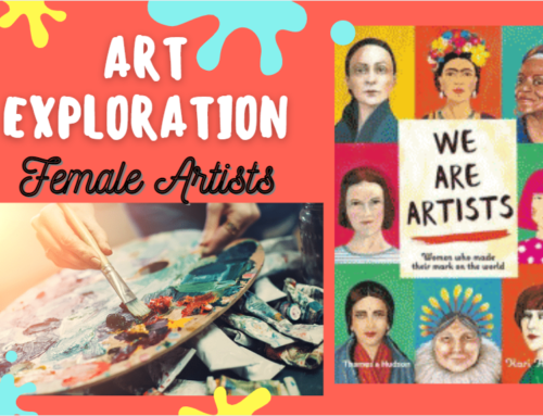 Art Exploration: Female Artists