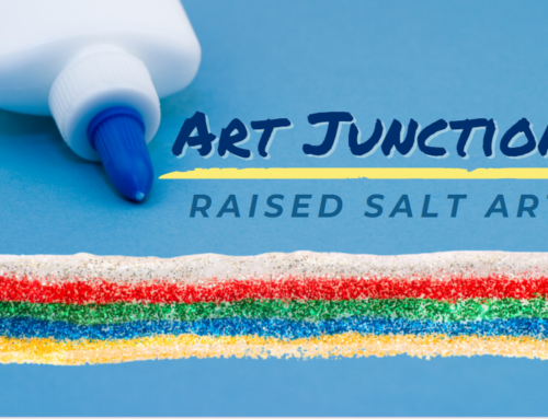 Raised Salt Art