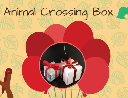 Animal Crossing Gift Box