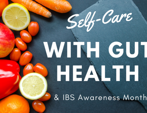 CCPL Staff Picks: Self Care with Gut Health & IBS Awareness!