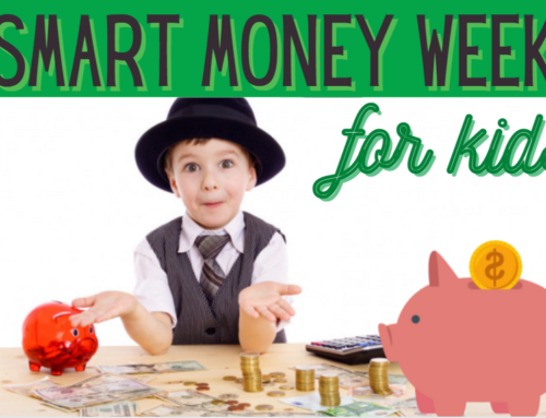 Smart Money for Kids: Six Books at CCPL to Help Develop Good Money Habits Early