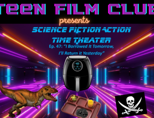 "CCPL Film Club presents ""Science Fiction Action Time Theater"""