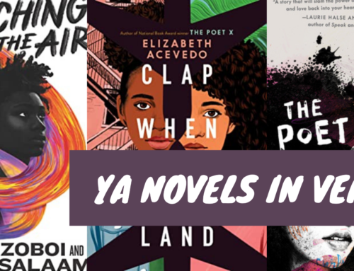 CCPL Staff Picks: YA Novels in Verse
