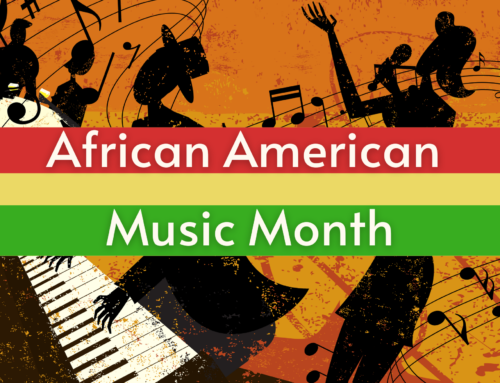 African American Music/Musicians Month