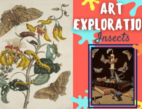 Art Exploration: Insects in Art