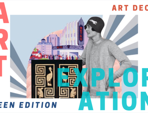 Art Exploration Teen Edition: Art Deco