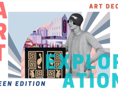Art Exploration Teen Edition: Art Deco