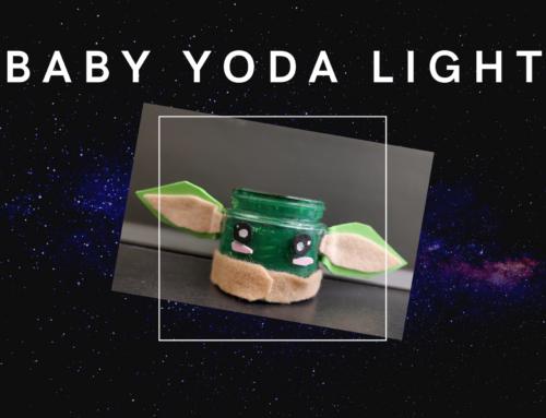 Baby Yoda Light
