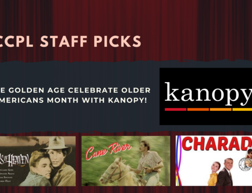 "CCPL Staff Picks: ""The Golden Age"" — Celebrate Older Americans Month with Kanopy"