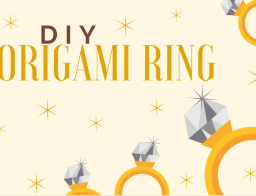 DIY: Origami Ring