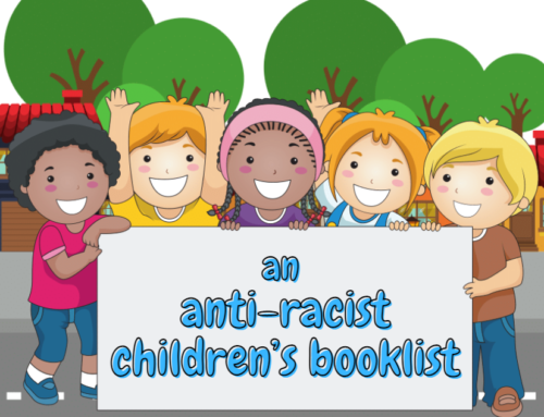An Anti-Racist Children's Booklist