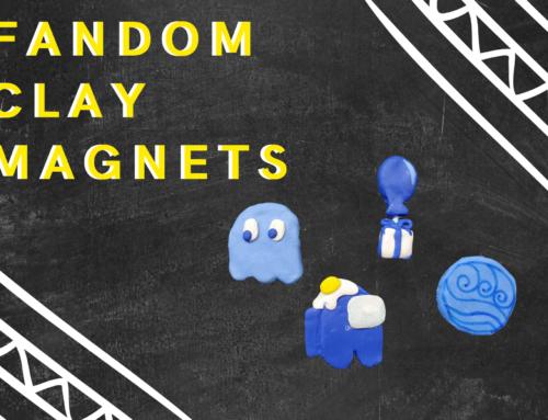 Fandom Clay Magnets