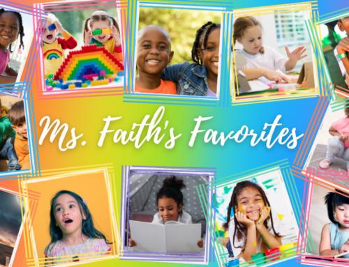 Ms. Faith's Favorites – La playa (the beach)