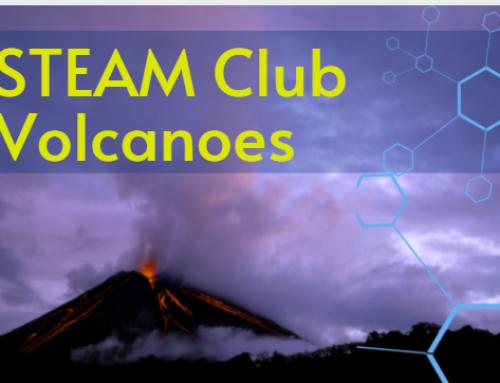 STEAM Club: Volcanoes!
