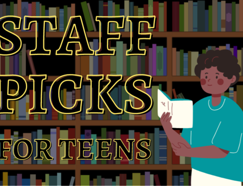 CCPL Staff Picks for Teens – Vacation!