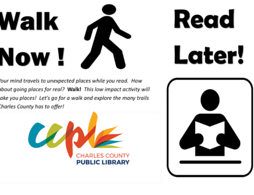 Walk Now, Read Later!