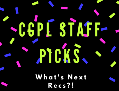 CCPL Staff Picks – What Your Librarians Are Reading!