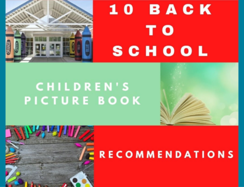 CCPL Staff Picks: 10 Picture Books for Back to School!
