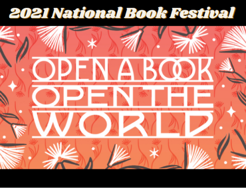 Join CCPL in Celebrating LOC's 2021 National Book Festival!