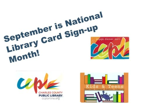 September National Sign Up for a Library Card